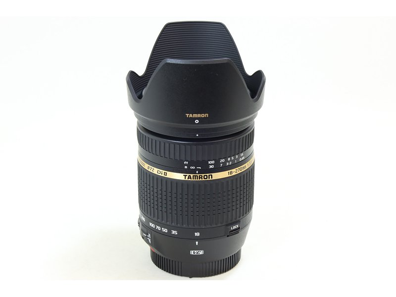 AF 18-270/3.5-6.3 DiII VC(B003)(CANON)